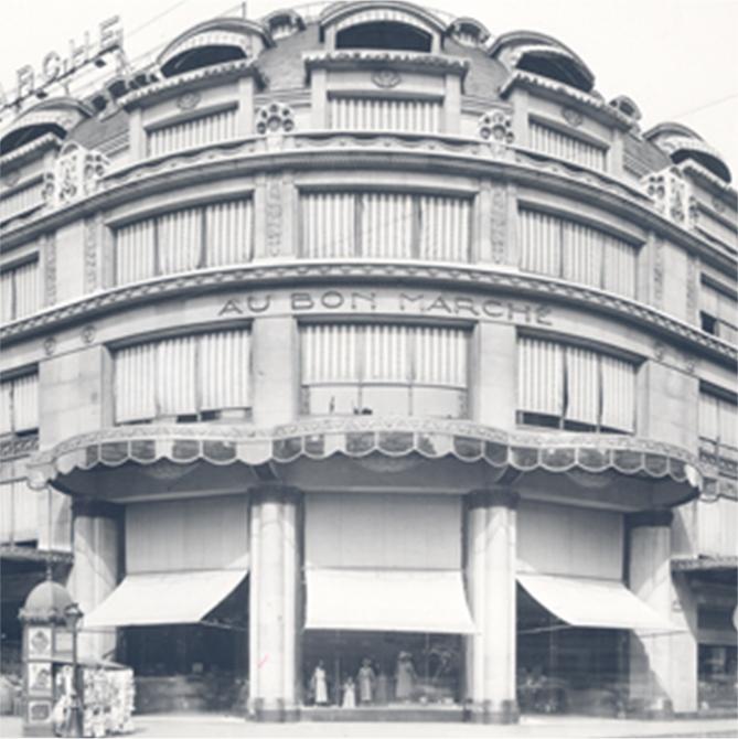 Notre magasin Rive Gauche à Paris - La Grande Epicerie